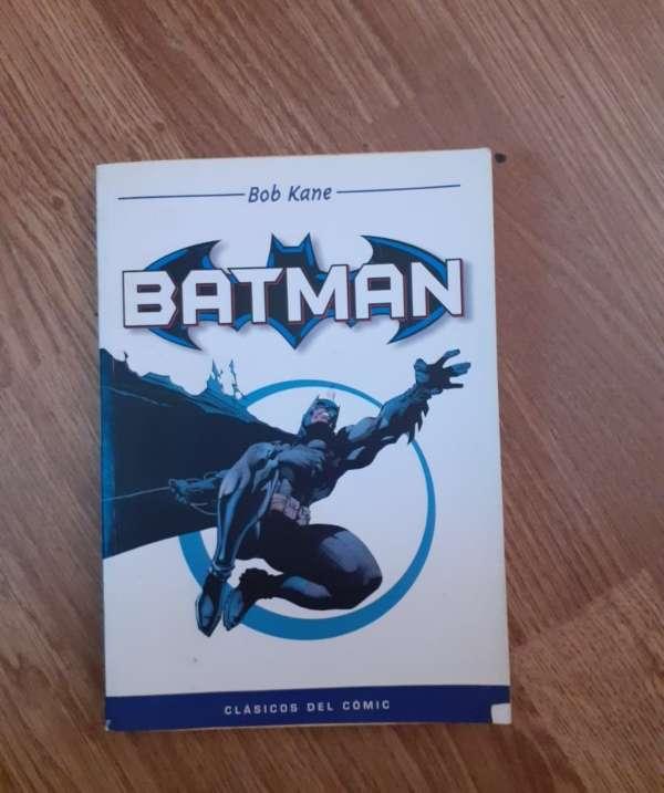 Imagen Cómic Batman