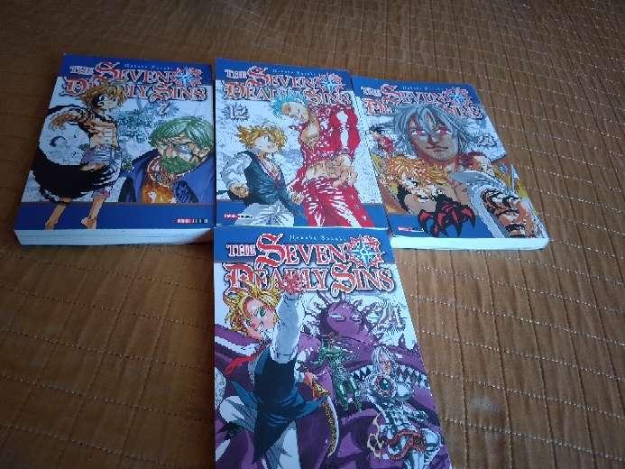 Imagen se vende maga anime panani