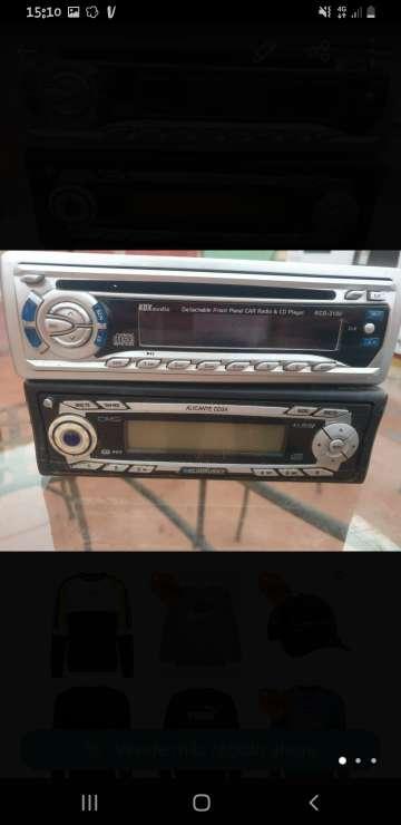 Imagen producto Radio de cd con cableado 2