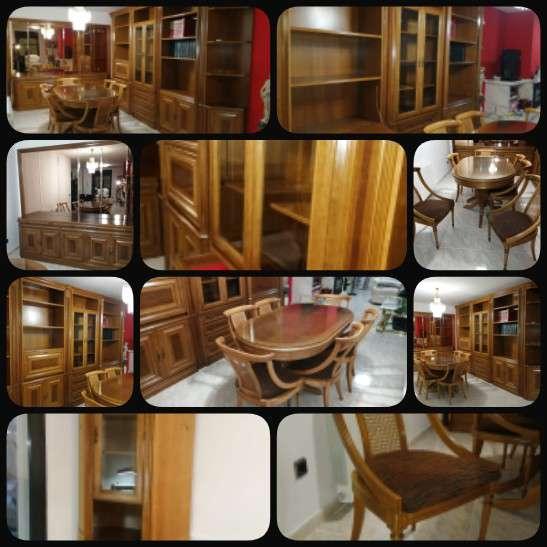 Imagen Oportunidad muebles.De Cerezo en juen estado urge vender  negociable como nuevo 30 años de antigüedad