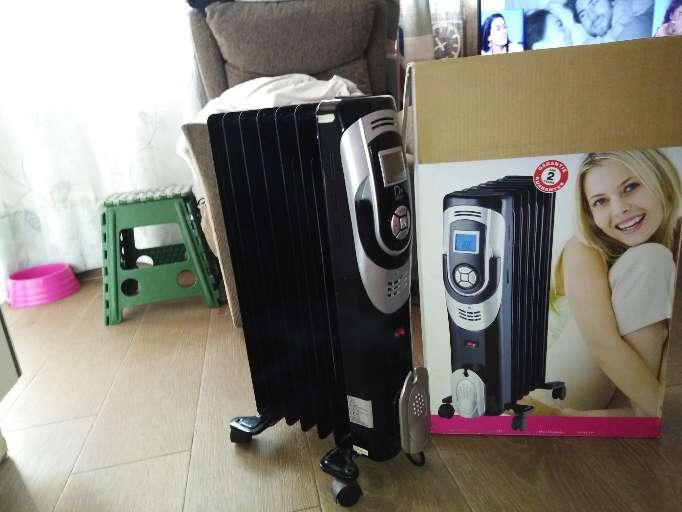 Imagen producto Vendo calefactor  2