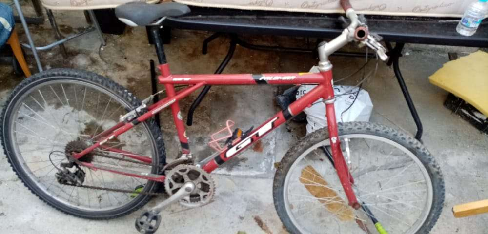 Imagen bicicleta palomar