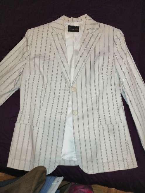 Imagen producto Traje chaqueta pantalon raya diplomatica 1