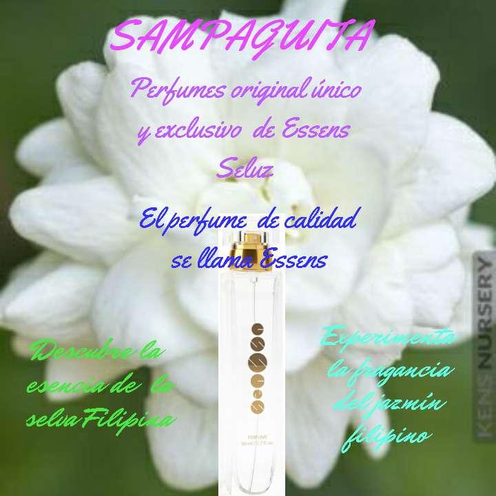 Imagen perfume exclusivo SAMPAGUITA de ESSENS