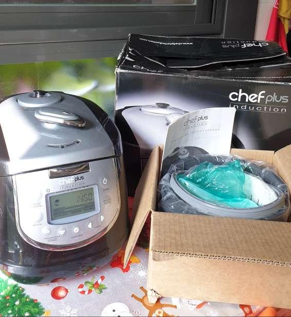 Imagen producto Robot de cocina ,chef plus . 3