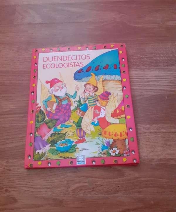 Imagen Libro infantil:Duendecitos ecologistas