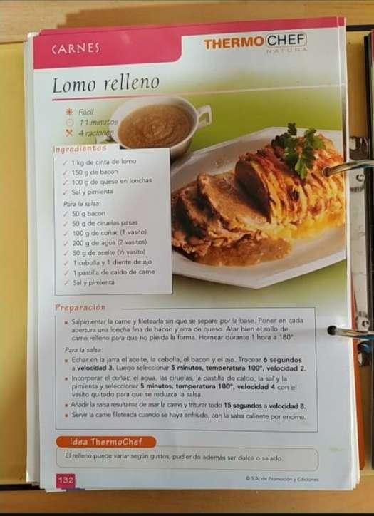 Imagen producto Robot cocina thermoche 8