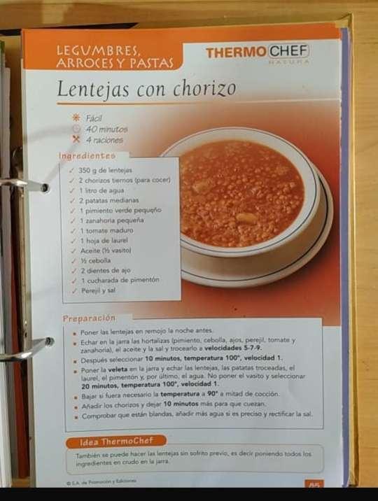 Imagen producto Robot cocina thermoche 7