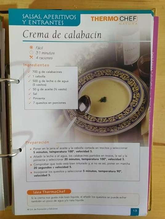 Imagen producto Robot cocina thermoche 10