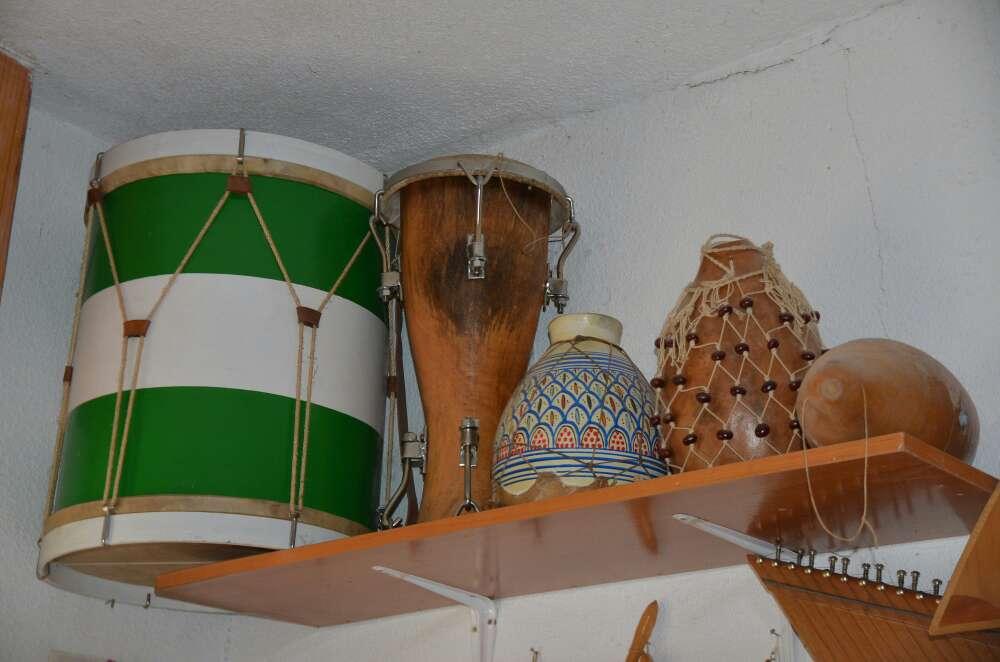 Imagen coleccion instrumentos musicales