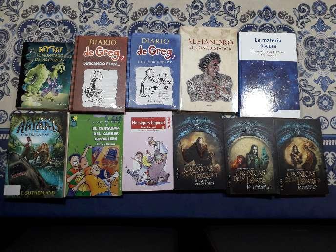 Imagen Packs de libros variados
