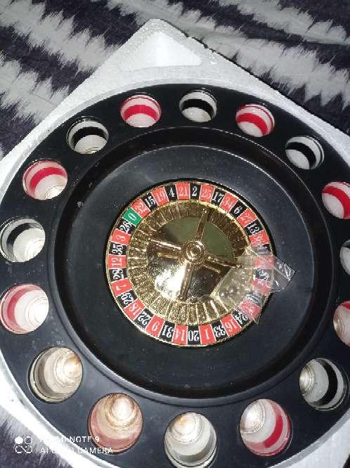 Imagen ruleta shot