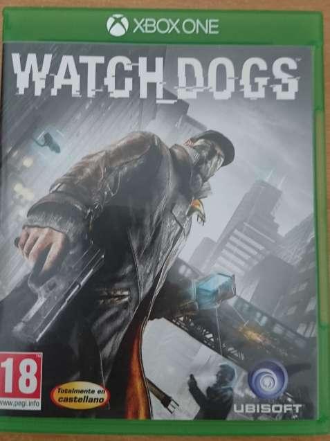Imagen WATCH_DOGS de xbox one