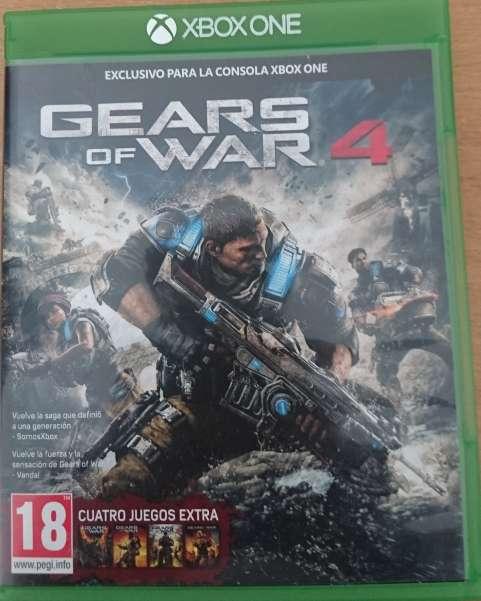 Imagen GEARS OF WAR 4 de xbox one
