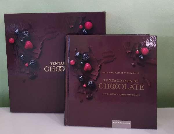 Imagen Libro Tentaciones de chocolate