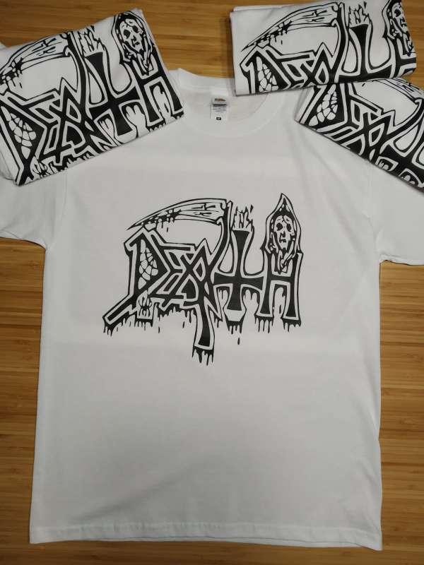 Imagen Camiseta de Death