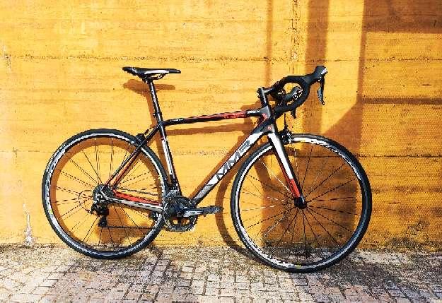 Imagen Bicicleta de carretera MMR Miracle en talla M