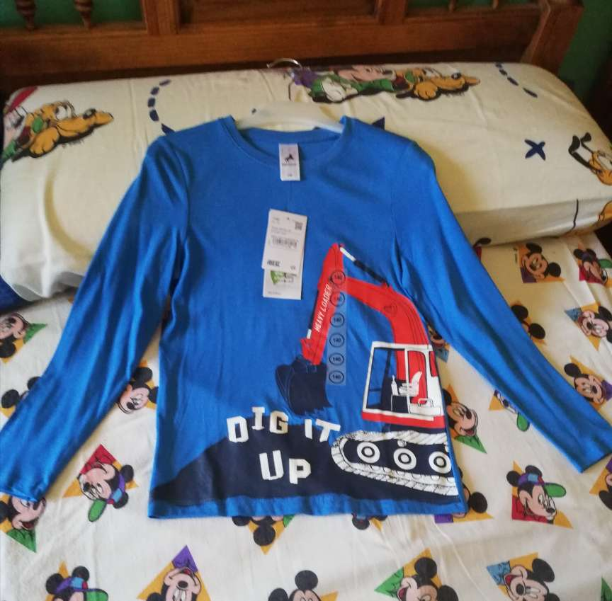 Imagen producto Camiseta niño 1