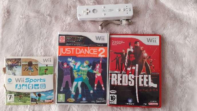 Imagen producto Se vende Wii  2