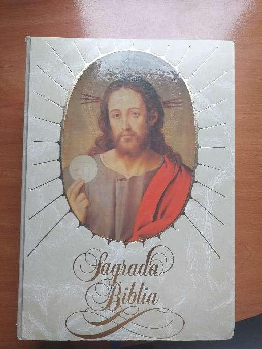 Imagen Sagrada Biblia Editorial Océano