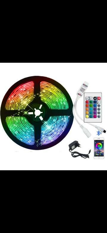 Imagen Luces leds RGB 5M, 10M y 15M
