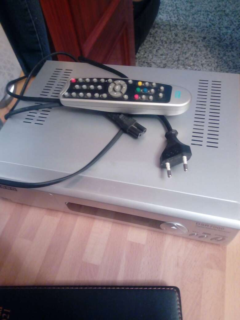 Imagen descodificador ver canales