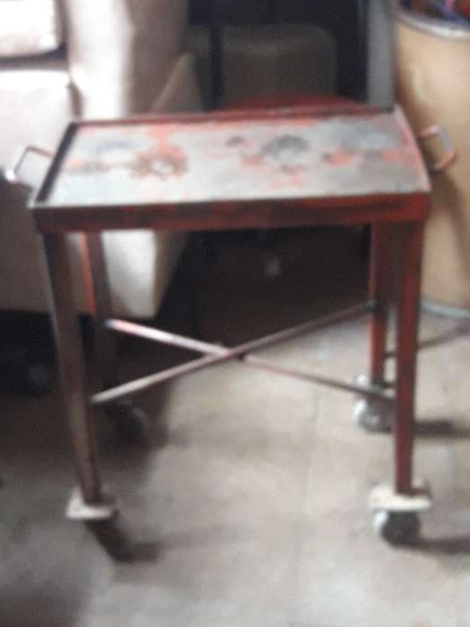Imagen mesa para taller