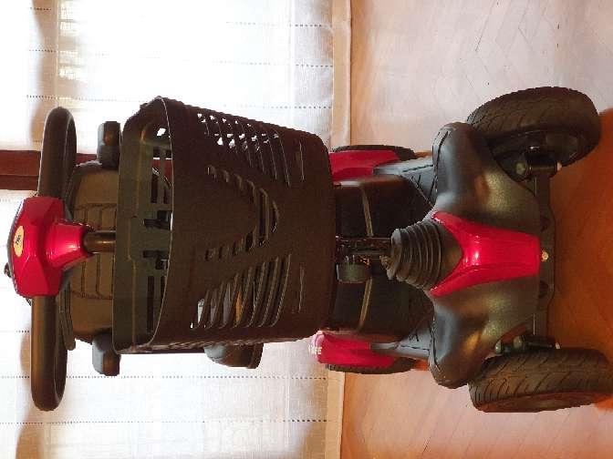 Imagen vendo scooter electrico