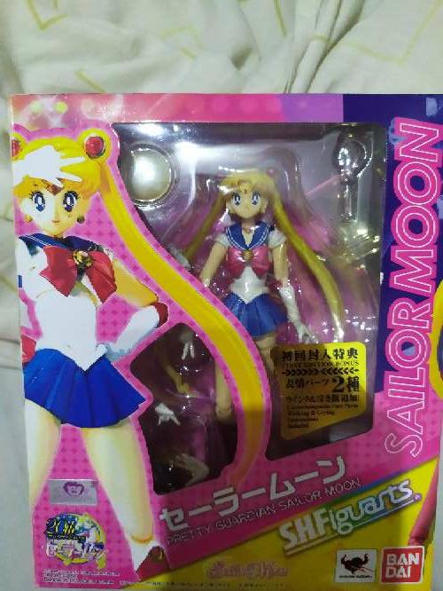Imagen Figura Figuarts Original Sailor Moon