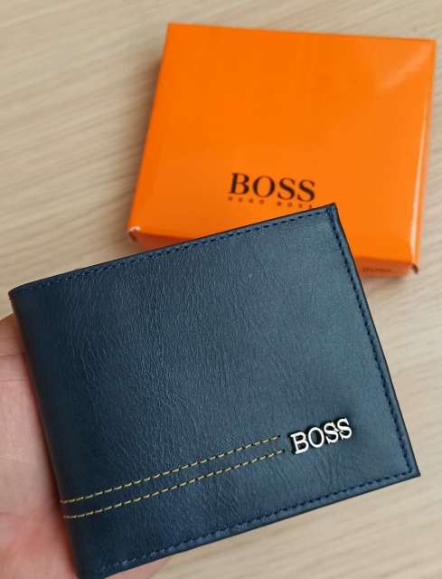 Imagen producto Billetera Hugo Boss En Cuero  6