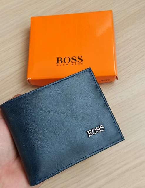 Imagen producto Billetera Hugo Boss En Cuero  4