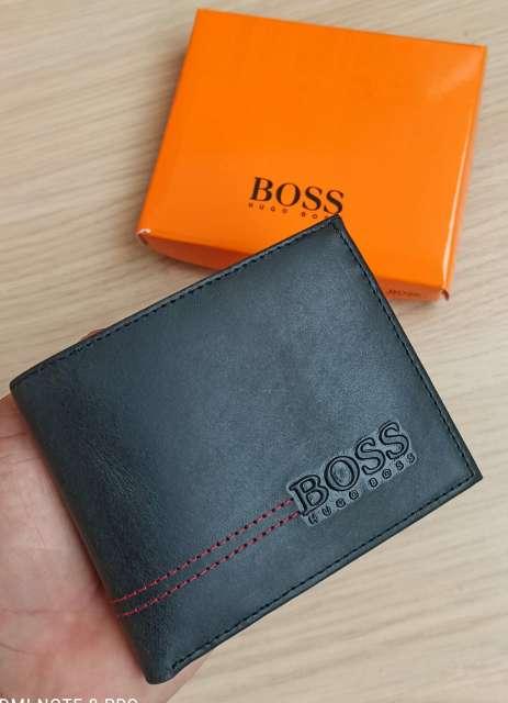 Imagen producto Billetera Hugo Boss En Cuero  10