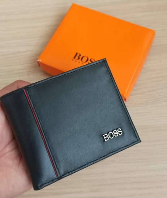 Imagen producto Billetera Hugo Boss En Cuero  8