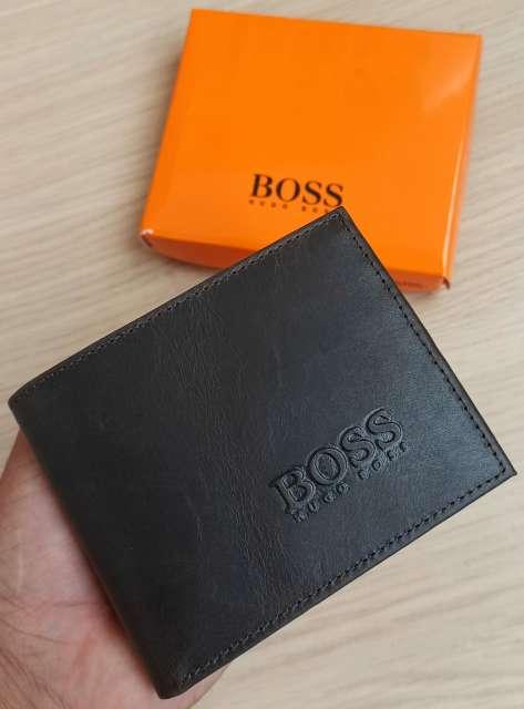 Imagen producto Billetera Hugo Boss En Cuero  3