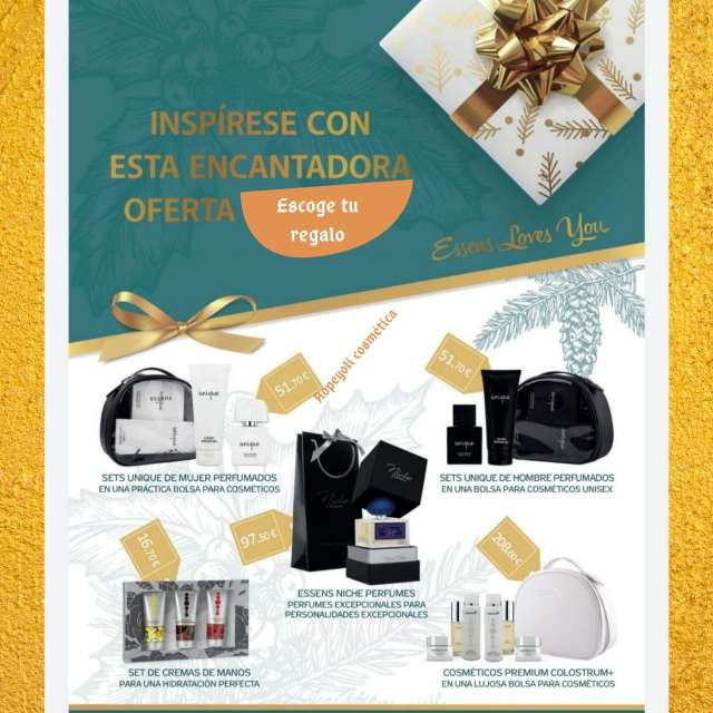 Imagen sets regalo cosméticos