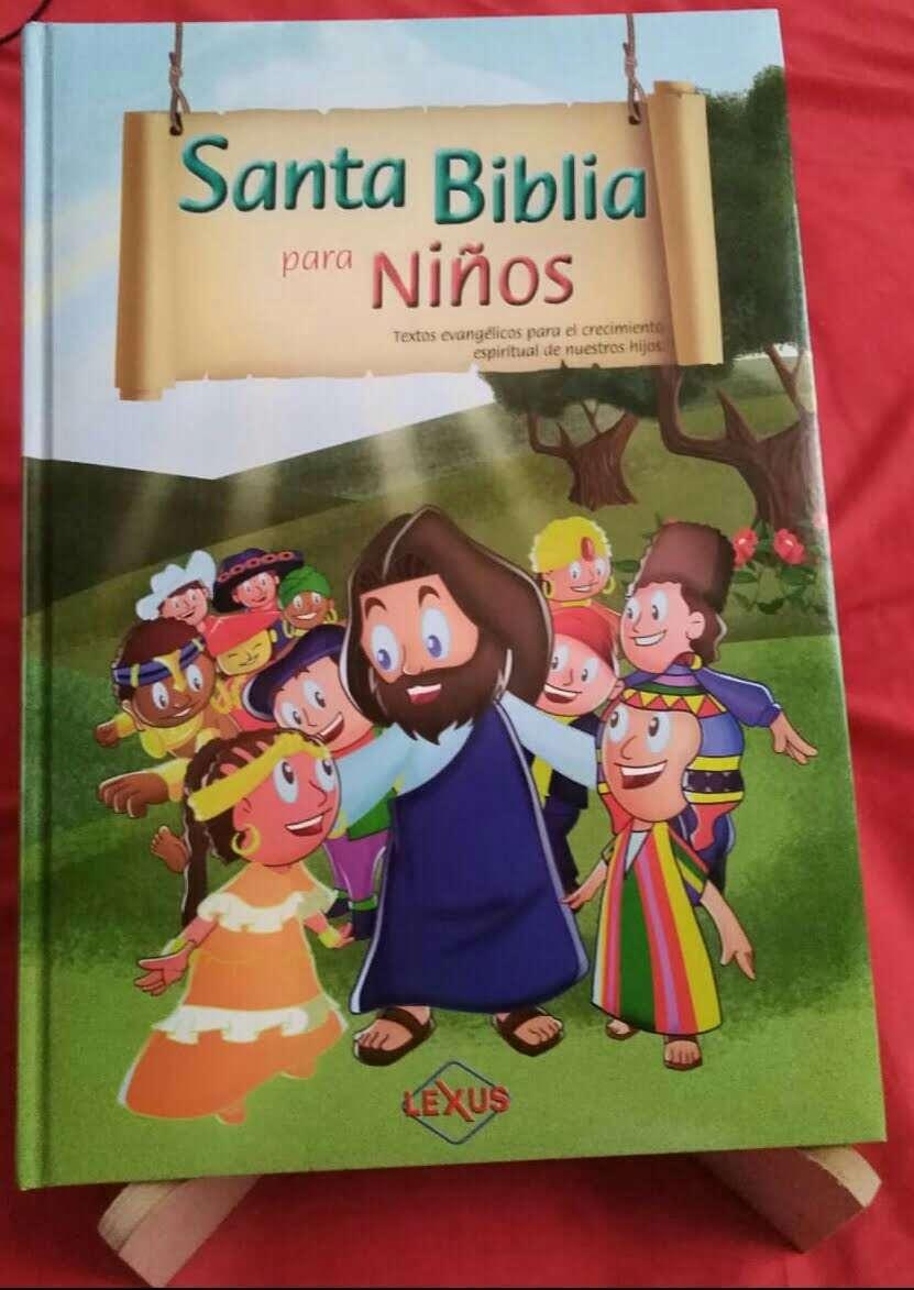 Imagen La Santa Biblia para Niños