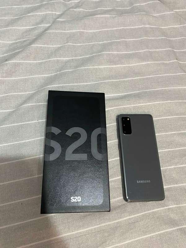 Imagen Samsung galaxy S20 128GB