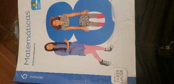 Imagen libros  de matematicas de 6 de primaria