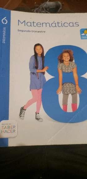Imagen producto Libros  de matematicas de 6 de primaria 4