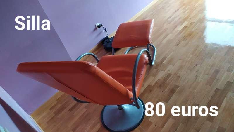 Imagen producto Silla naranja  1