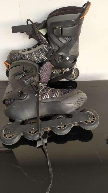 Imagen patines negros