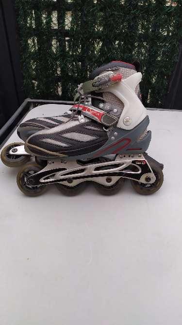Imagen patines blancos