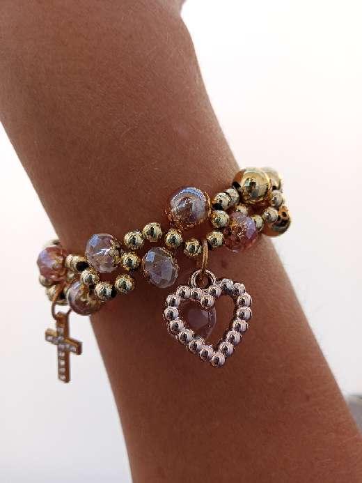 Imagen pulsera cruz