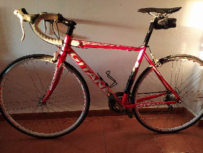 Imagen producto Bicicleta de carretera GITANE 4