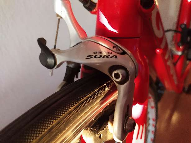 Imagen producto Bicicleta de carretera GITANE 5