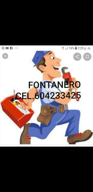 Imagen Fontanero Atendemos emerjencias