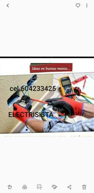 Imagen producto Electricista Atendemos Emerjencias 1