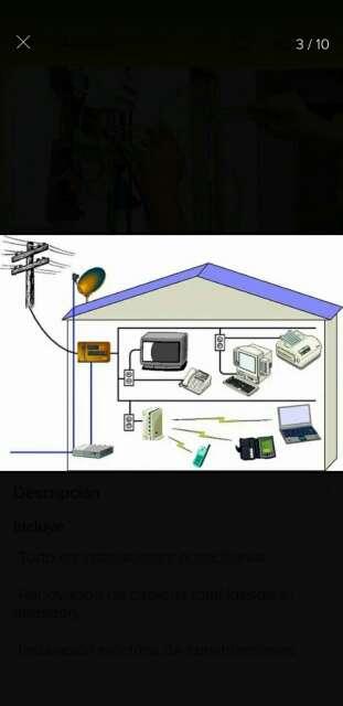 Imagen producto Electricista Atendemos Emerjencias 3