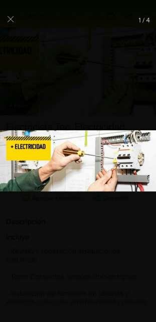 Imagen producto Electricista Atendemos Emerjencias 4