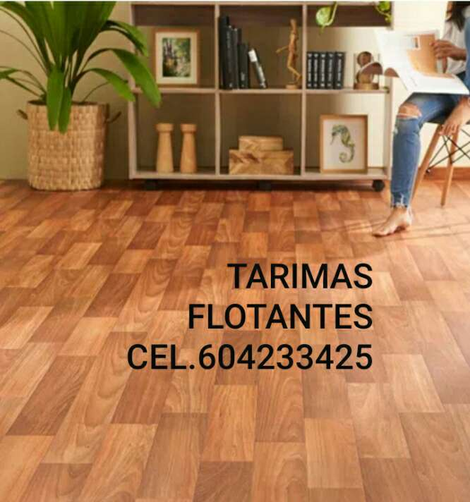 Imagen Tarimas Flotantes